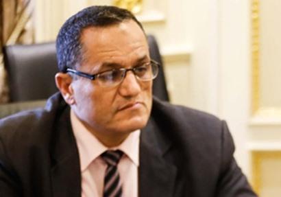 النائب عمرو حمروش