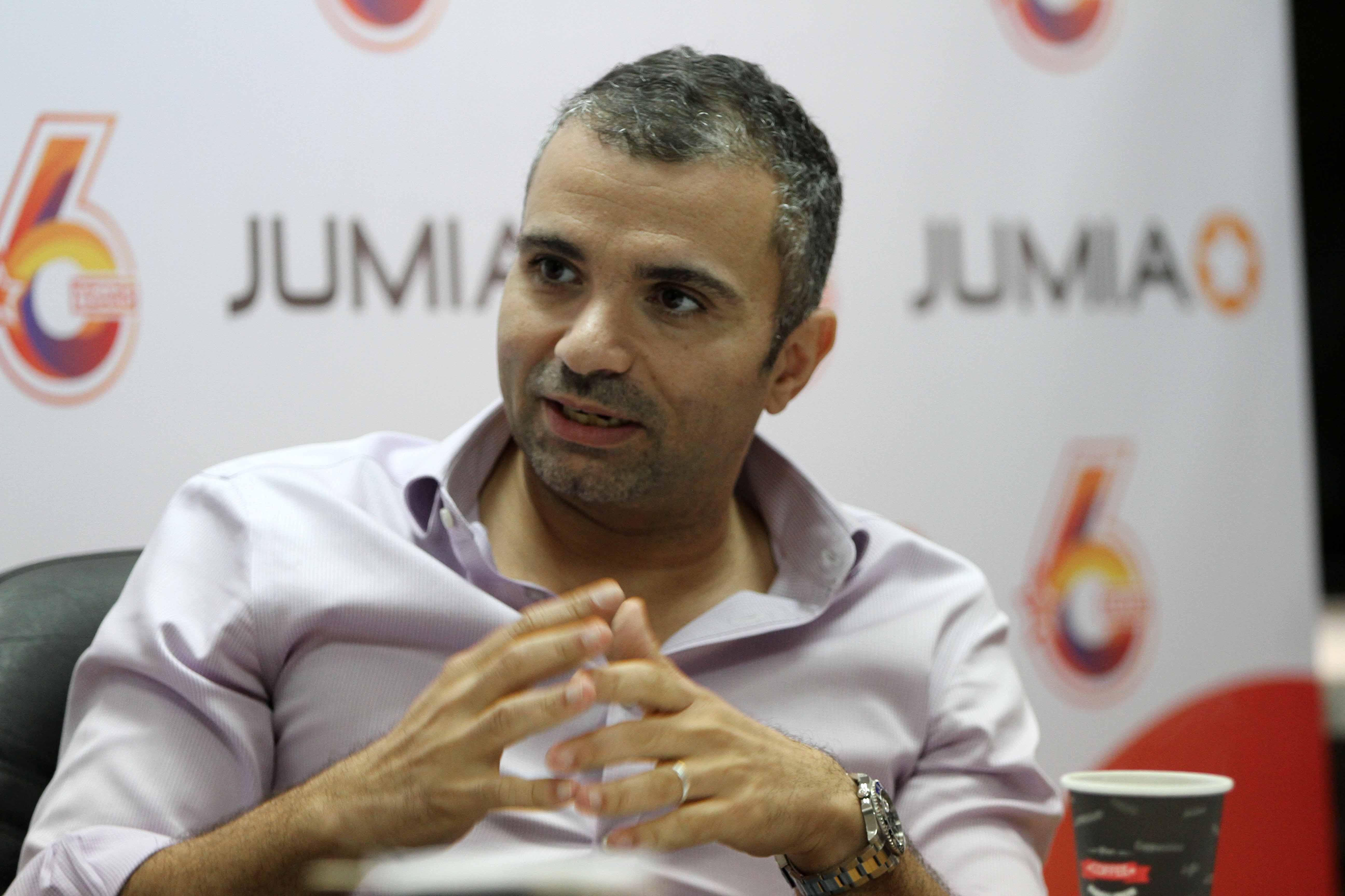 هشام صفوت يؤكد زيادة نسبة مبيعات الصناعات المصريى