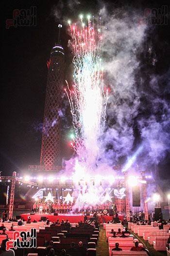 صور حفل تكريم الفرق الرياضية بالاهلى (29)