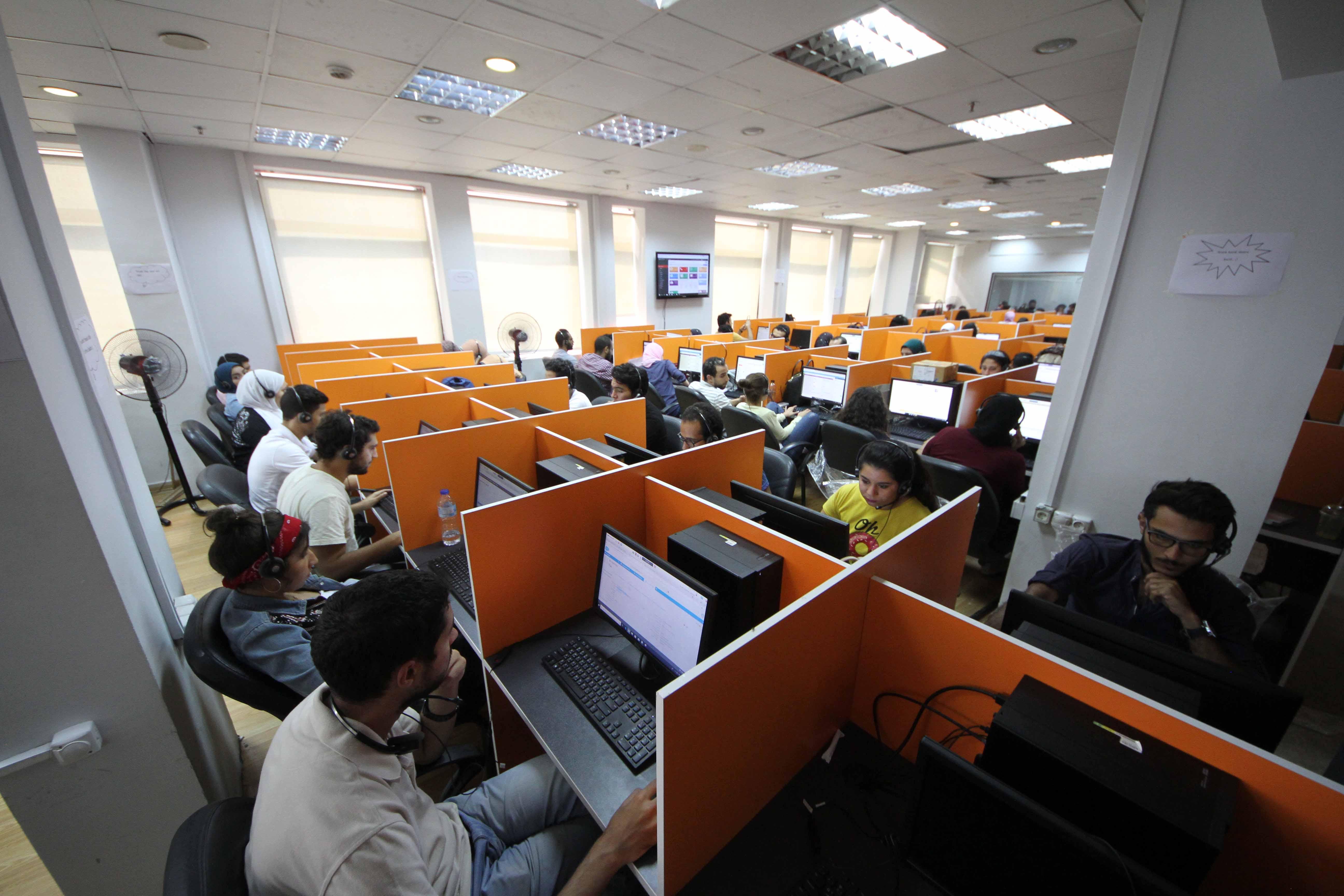 خدمات عملاء جوميا تجاوب على كافة العملاء