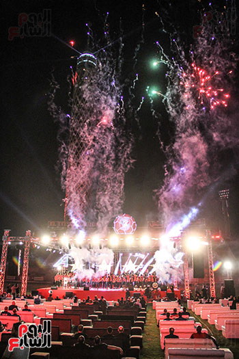 صور حفل تكريم الفرق الرياضية بالاهلى (27)