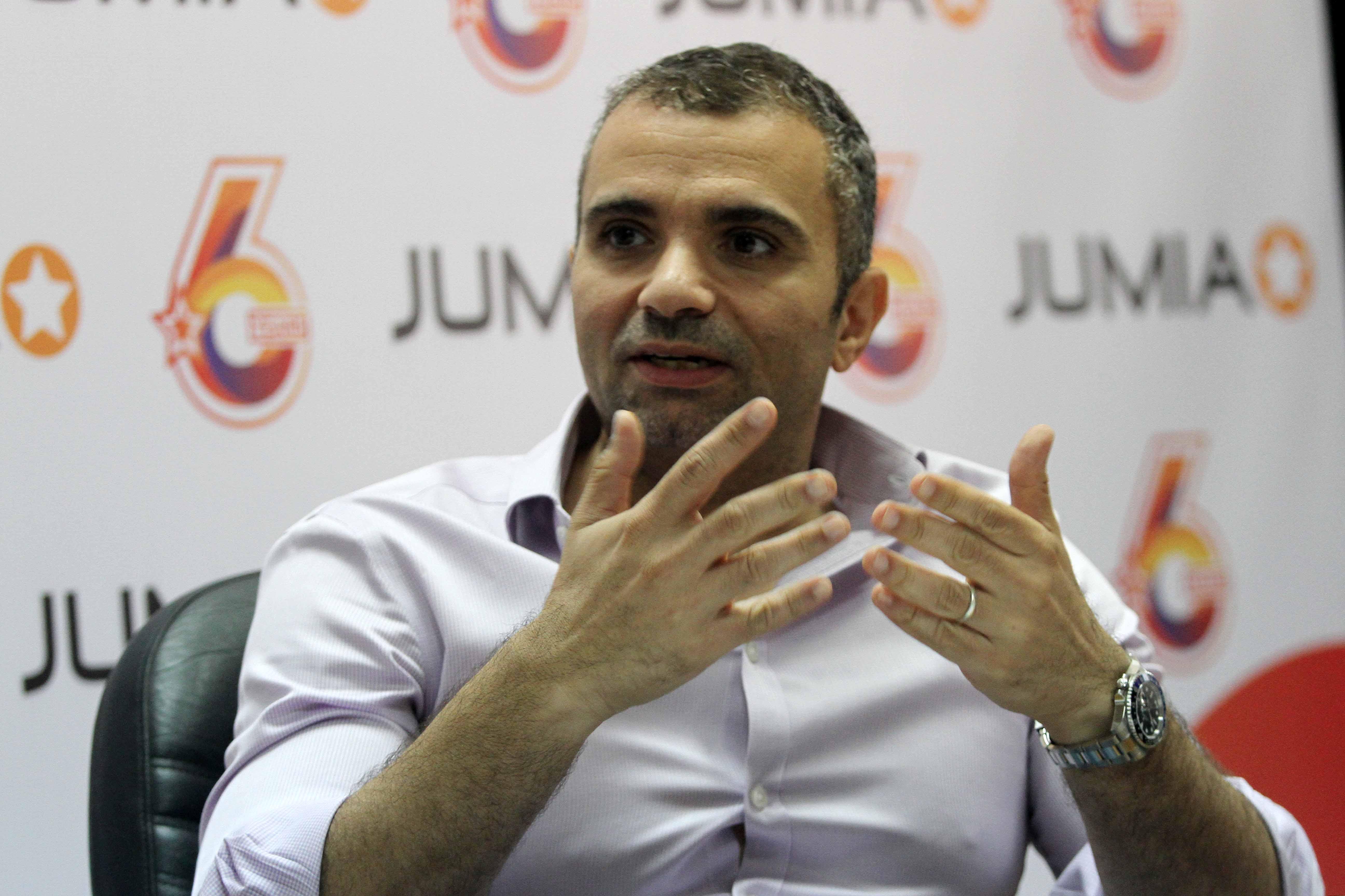 هشام صفوت يكشف جوميا تعرض 1.5 مليون منتج