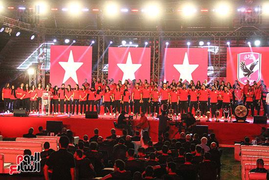 صور حفل تكريم الفرق الرياضية بالاهلى (9)