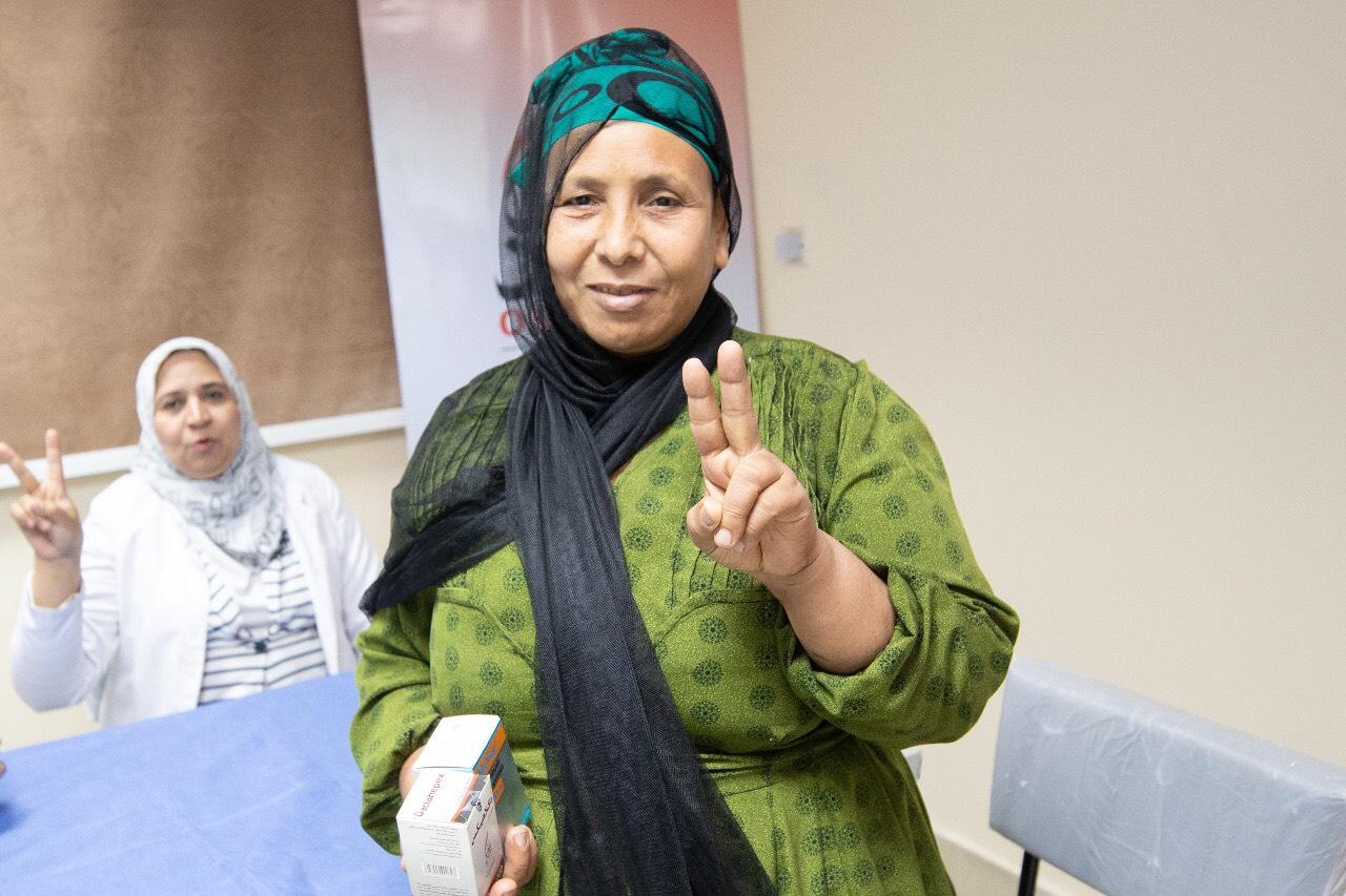 عيادة صندوق تحيا مصر  (3)