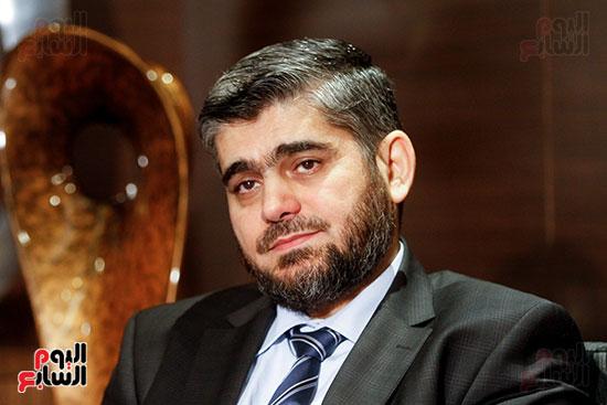 محمد علوش القيادى فى جيش الاسلام