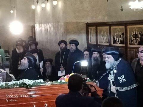 جانب من صلاة الجنازة (3)