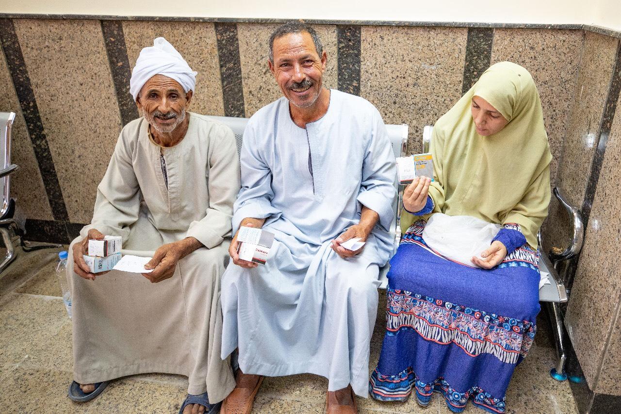 عيادة صندوق تحيا مصر  (2)