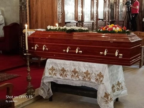 جانب من صلاة الجنازة (10)