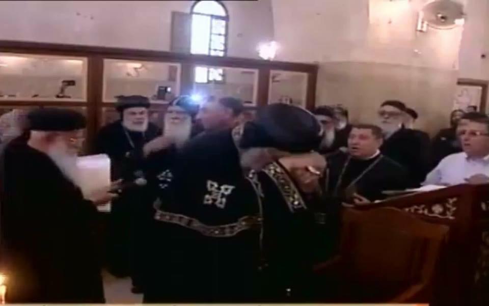 جانب من صلاة الجنازة (6)