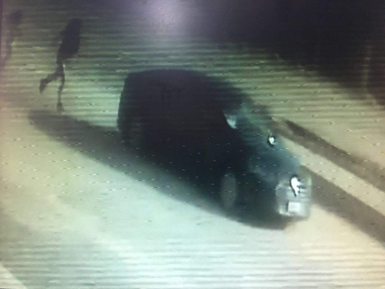 السيارة التى تم خطف الطفل فيها