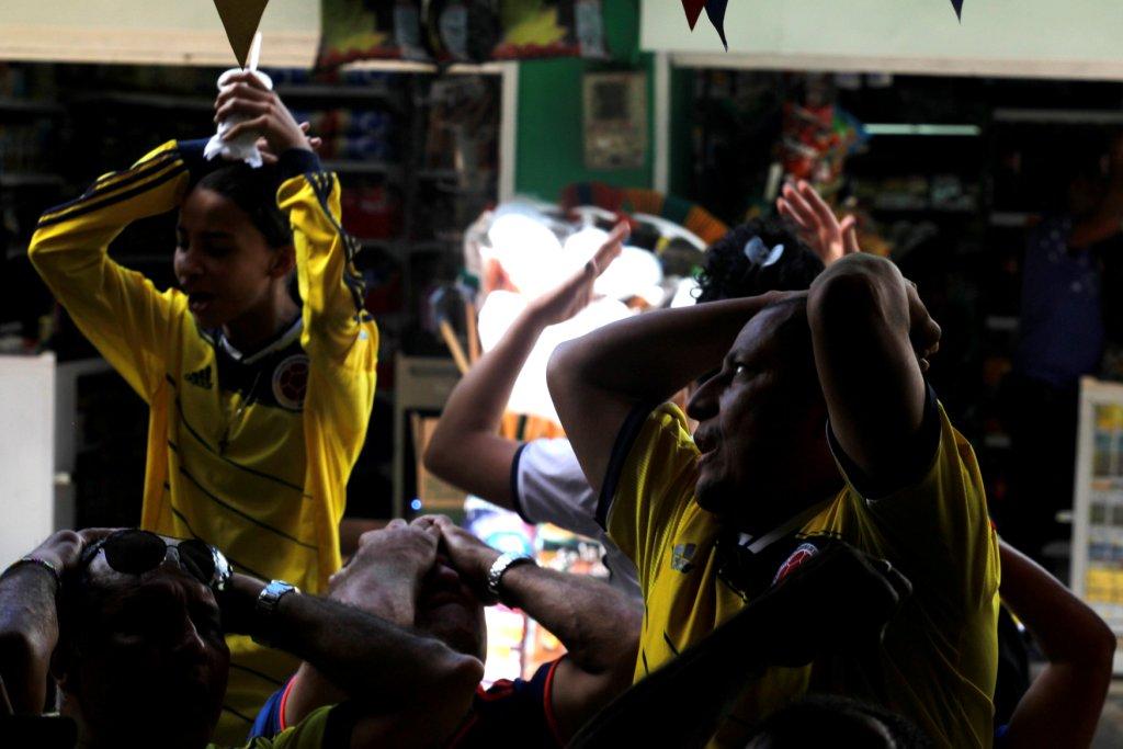 جماهير كولومبيا (2)