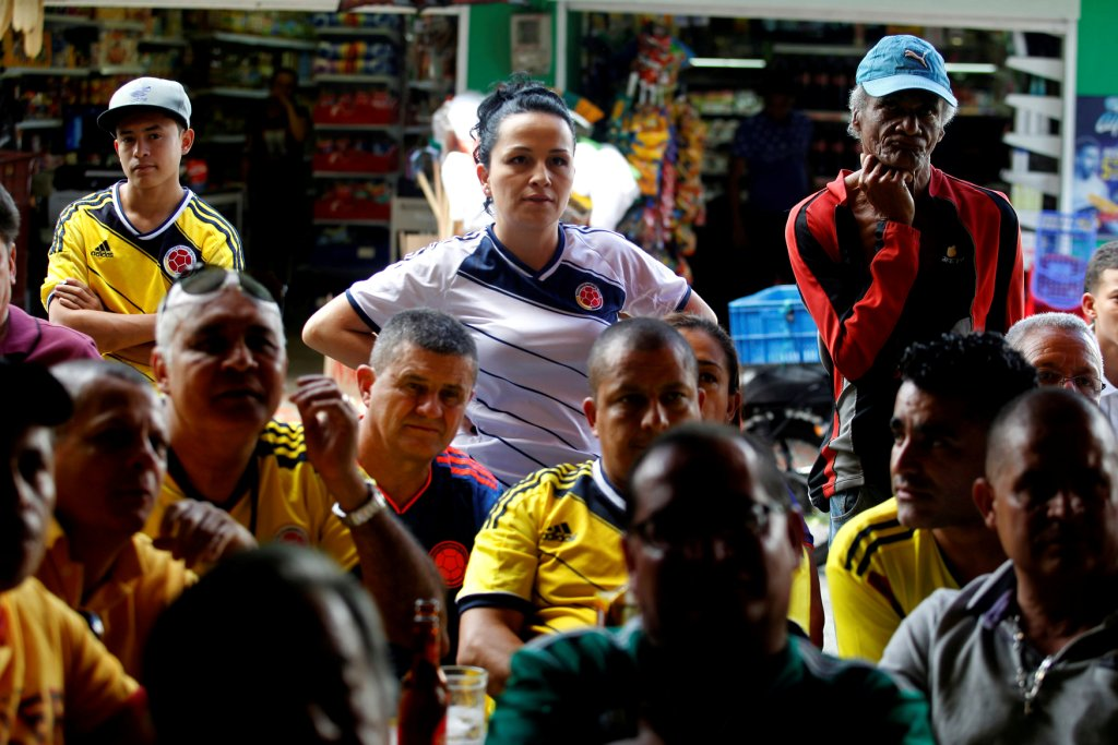 جماهير كولومبيا (3)