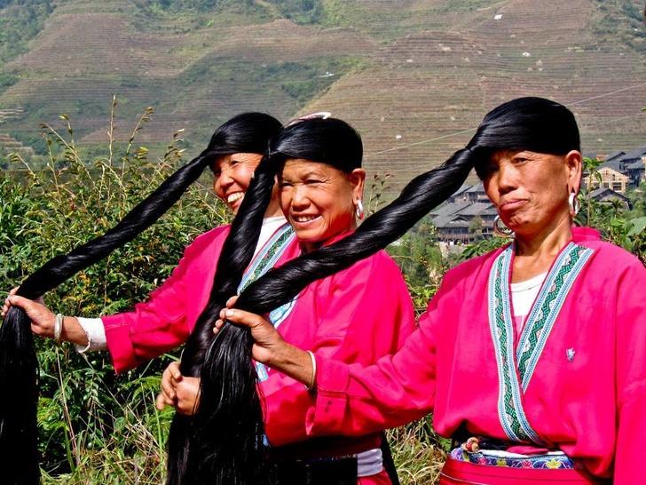 السيدات بالصين
