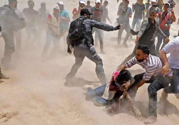 شرق القدس والتهجير القسرى من قبل قوات الاحتلال