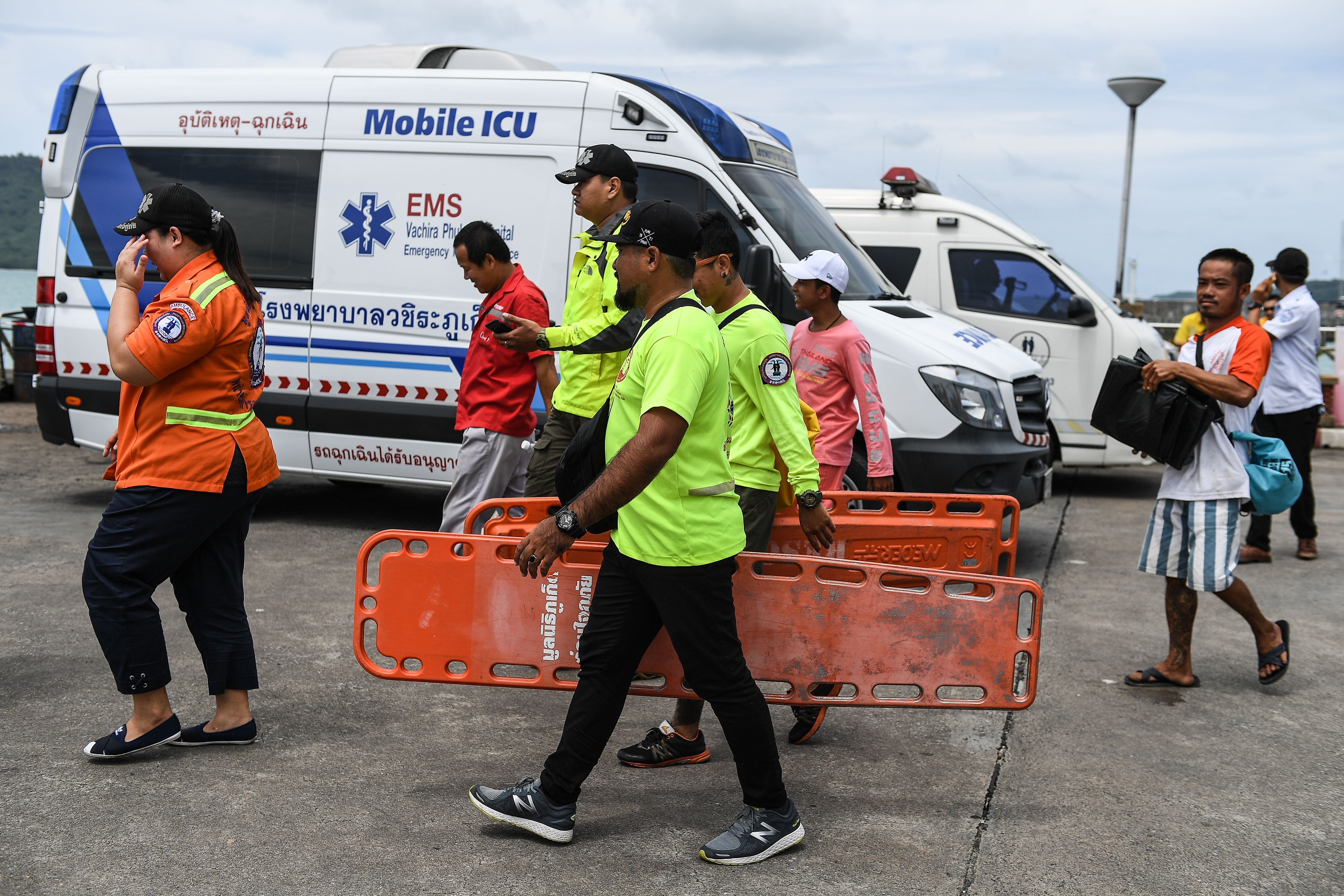 طوارئ فى تايلاند