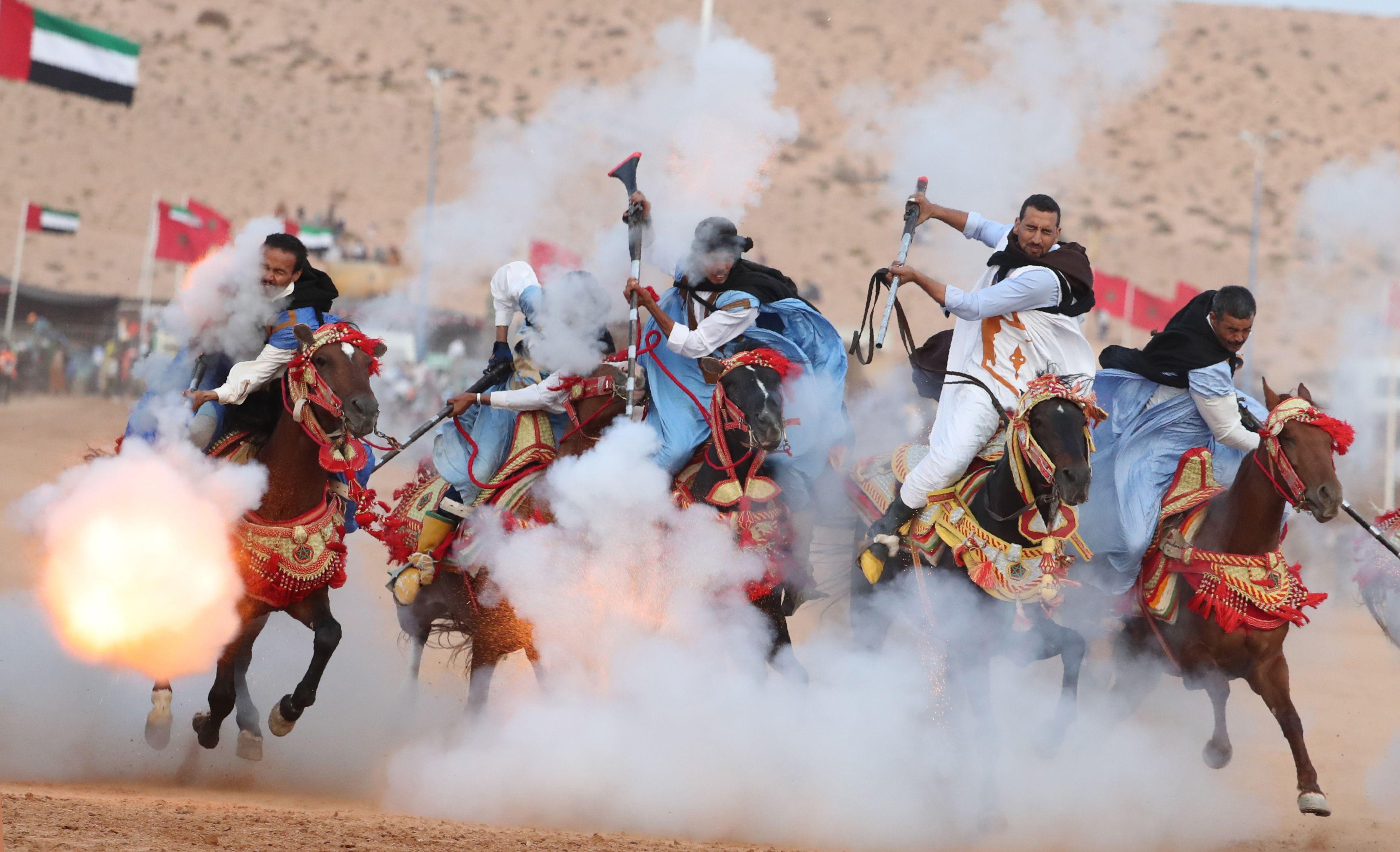 المهرجان المغربي