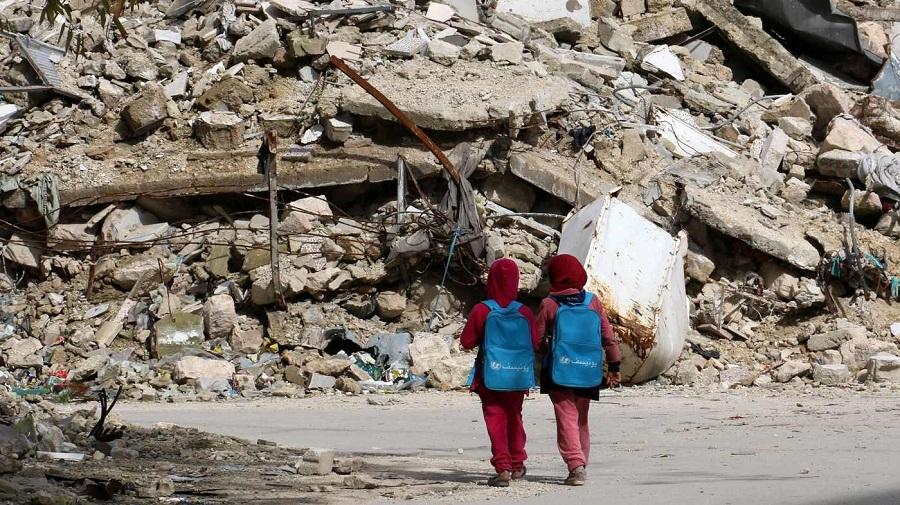 حرمان أطفال اليمن من التعليم