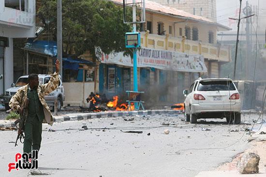 انفجار-فى-الصومال