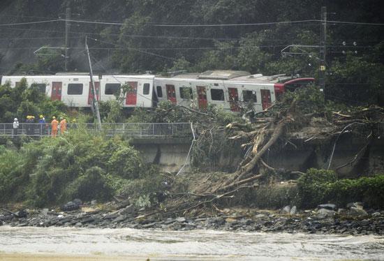 قطار اليابان