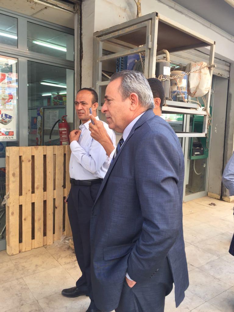 وزارة الداخلية تحرص على توفير الغذاء للمواطنين