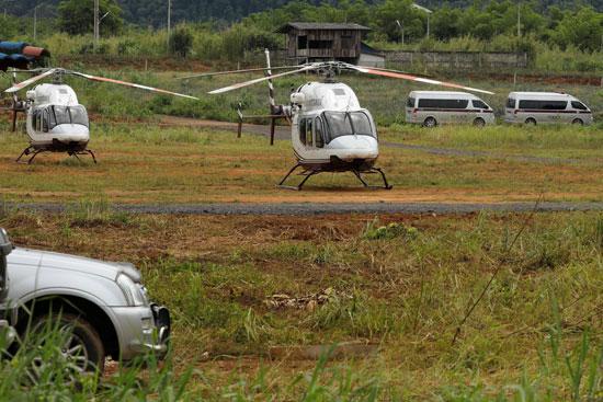 طائرة فى تايلاند