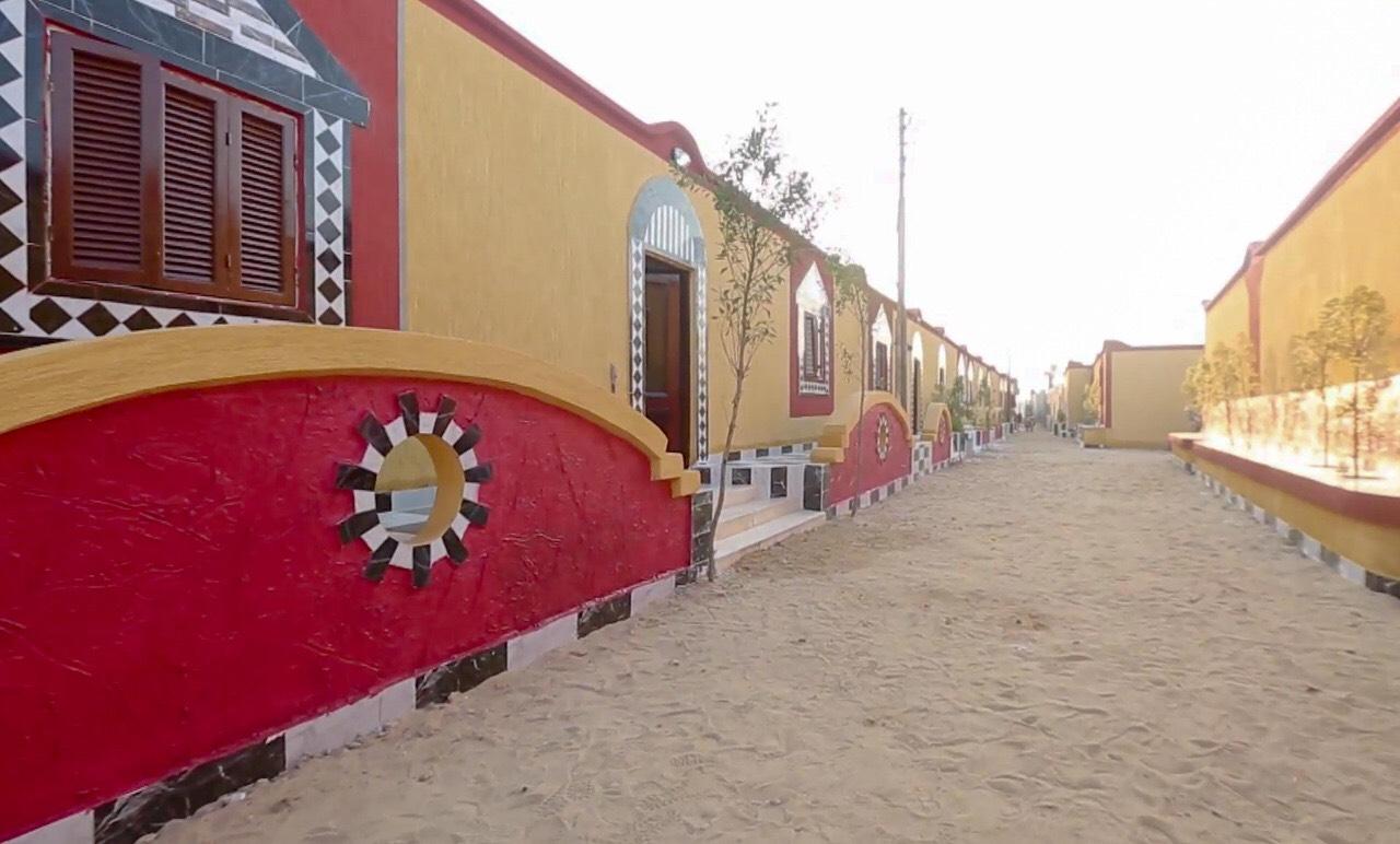 الانتهاء من إعمار 7264 منزلًا فى القرى الأكثر احتياجا ب 15 محافظة (5)