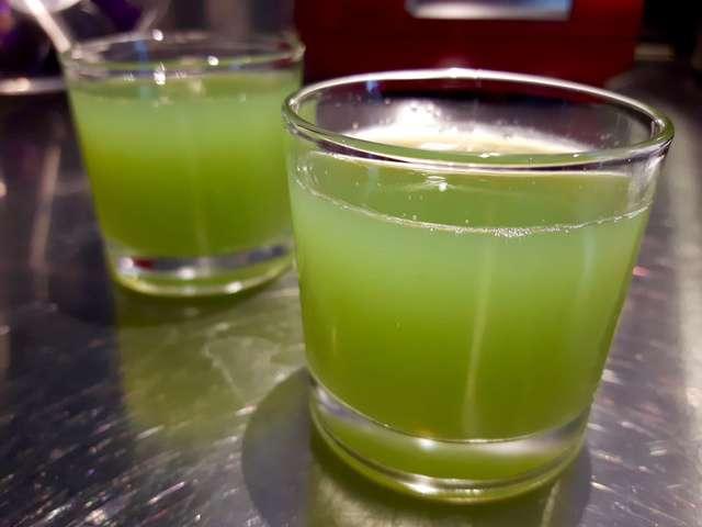 عصير الخيار1