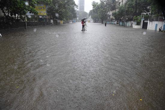 الفيضانات فى الهند