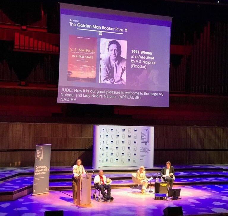 لجنة تحكيم جائزة مان تستعرض روايات القائمة القصيرة