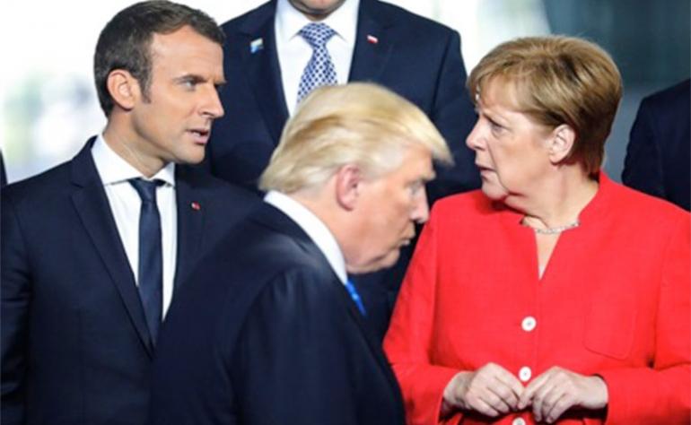 ترامب وحلفاءه فى أوروبا