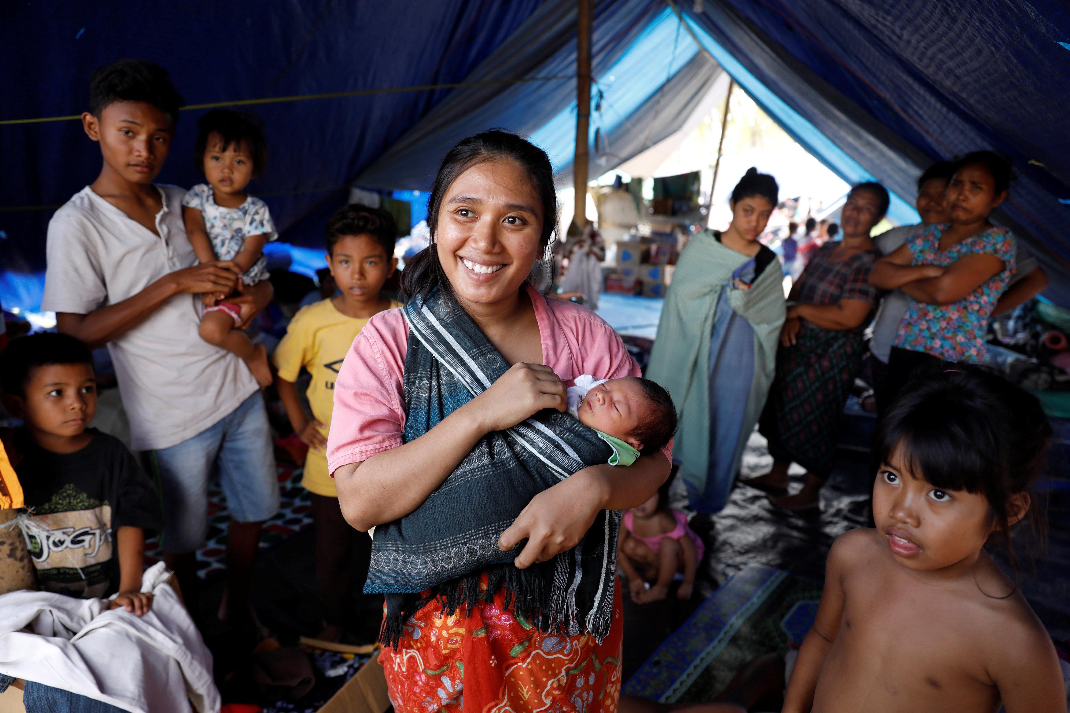 لارو رافاسيا عرفان طفل عمرة ثلاثة أيام