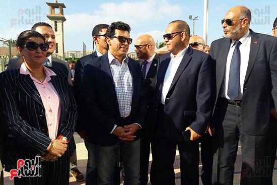 وزير-الرياضة-يتفقد-نادى-الجياد-بالإسكندرية-(3)