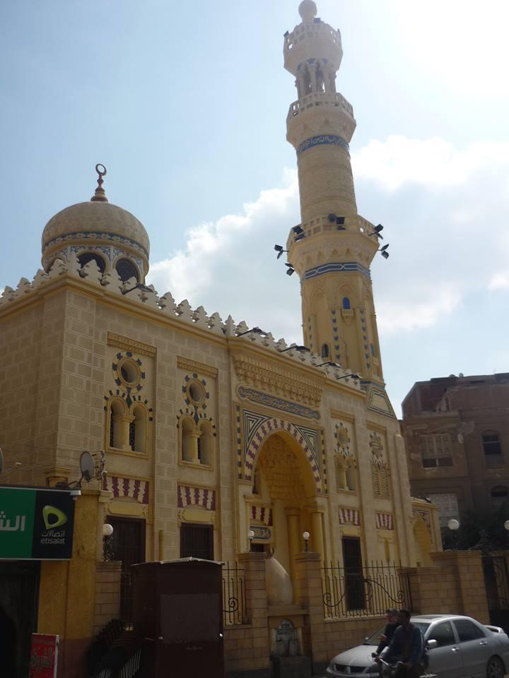 1-مسجد عبد العزيز رضوان