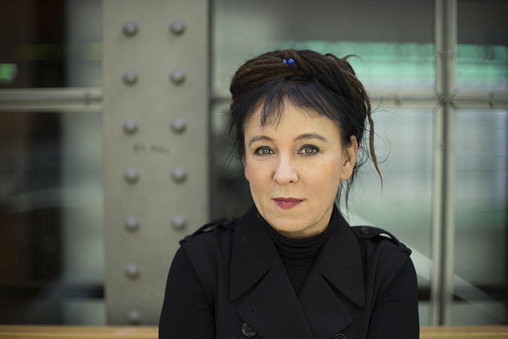 الكاتبة أولجا توكارتشوك