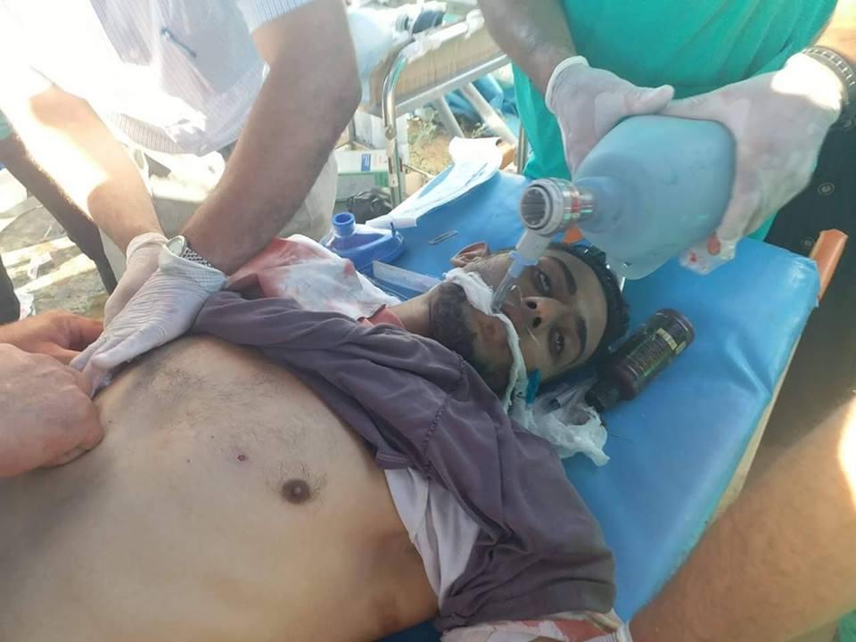 الشهيد الفلسطينى عبدالله القططى