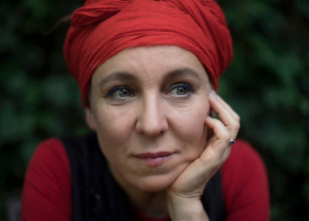 الكاتبة البولندية أولجا توكارتشوك