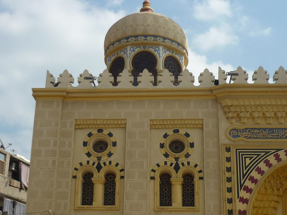 3-مسجد عبد العزيز رضوان