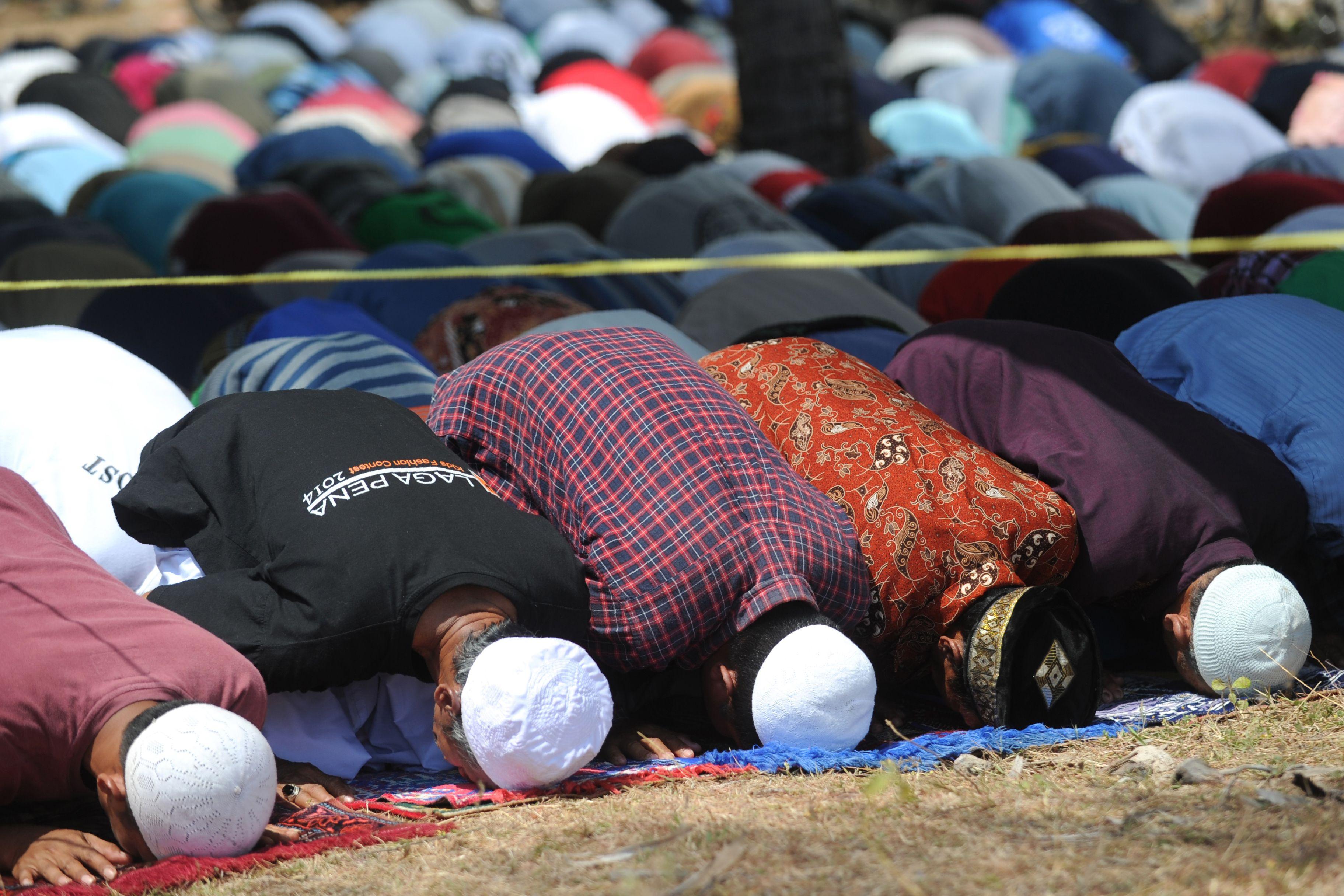 مسلمو إندونيسيا