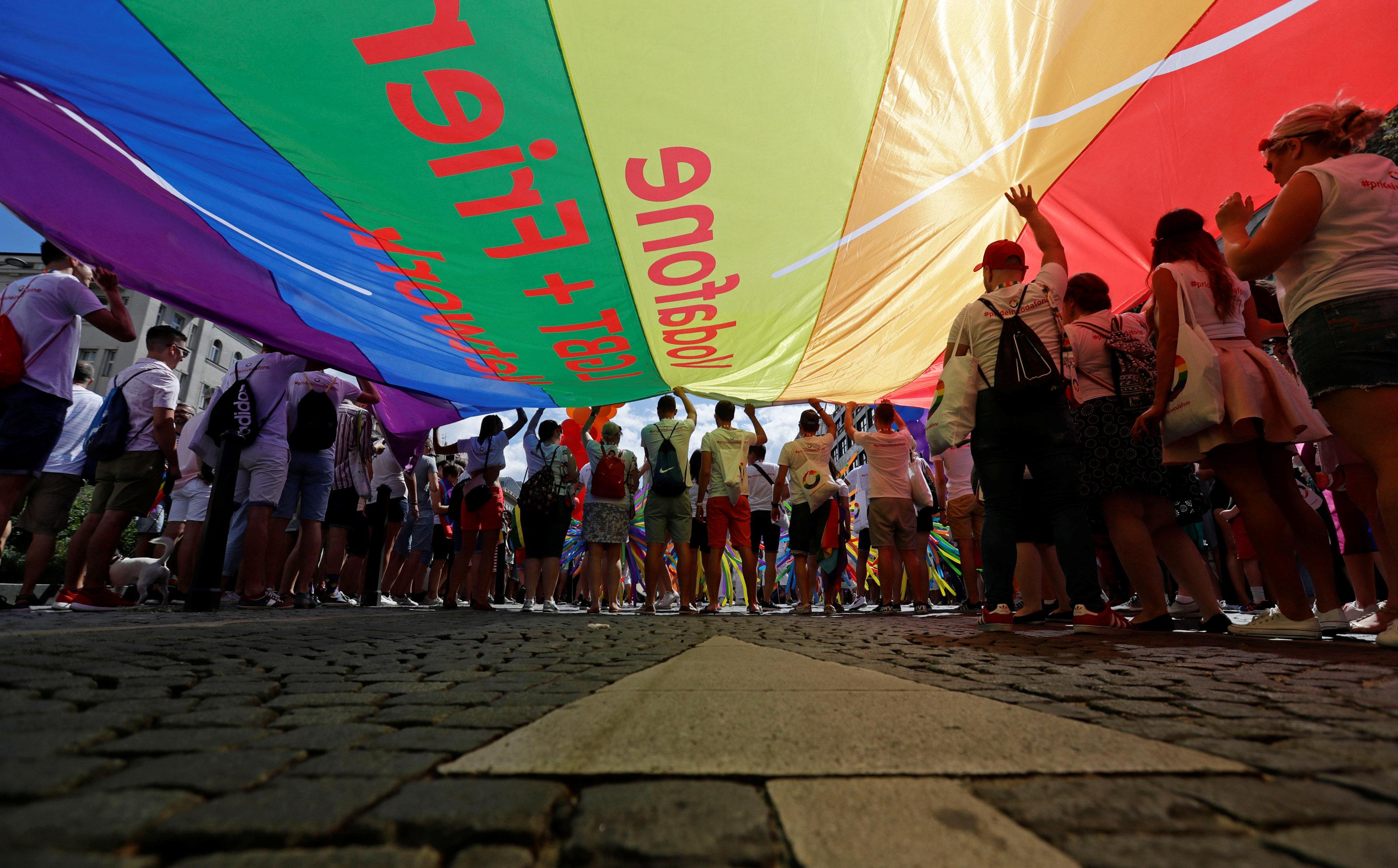 المثليين فى التشيك