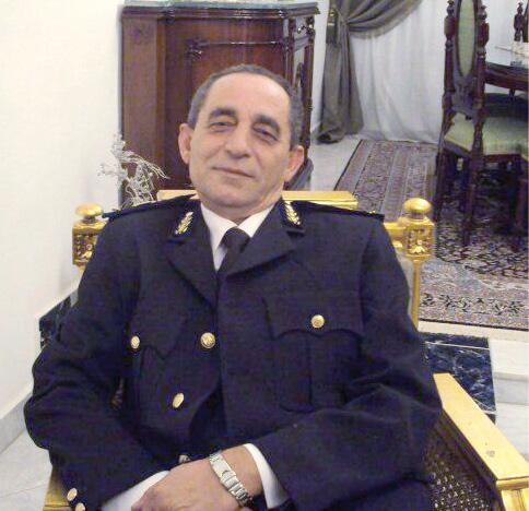 الشهيد اللواء مصطفى الخطيب
