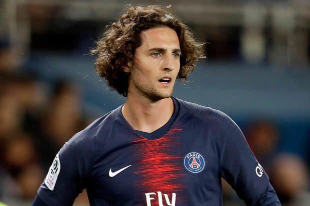 رابيو لاعب باريس سان جيرمان