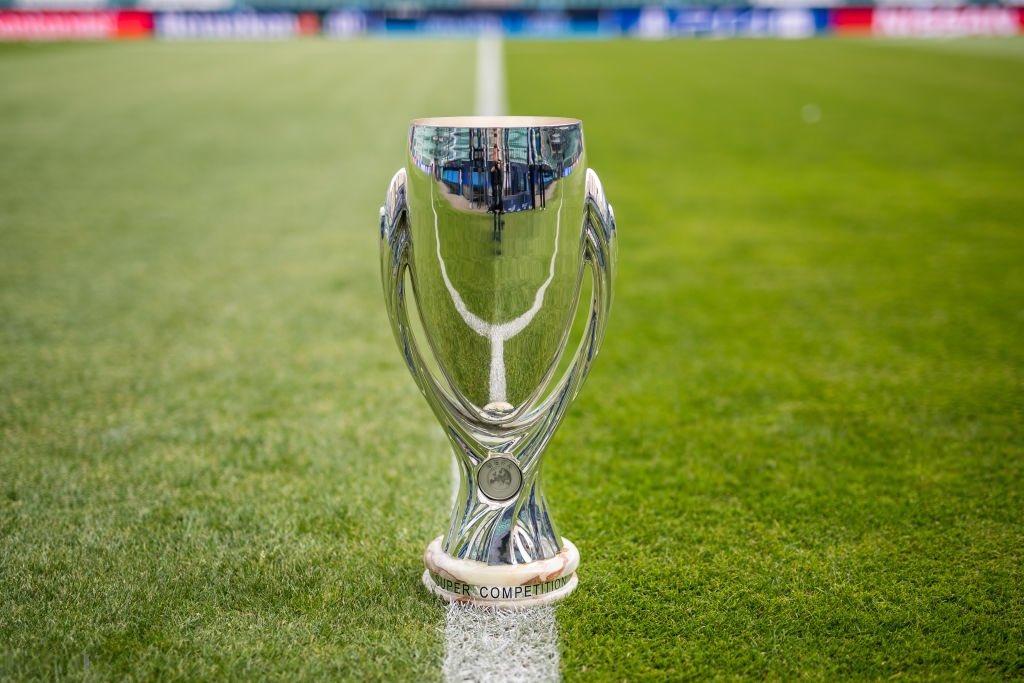 كأس السوبر الأوروبى ينتظر الفائز