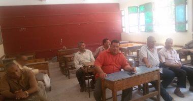 رؤساء اللجان بمدرسة فتحية بهيج