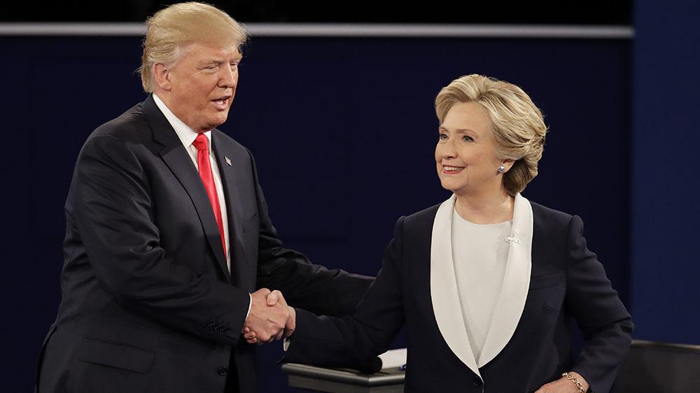 ترامب تبنى دعايا عنصرية خلال انتخابات الرئاسة الأخيرة
