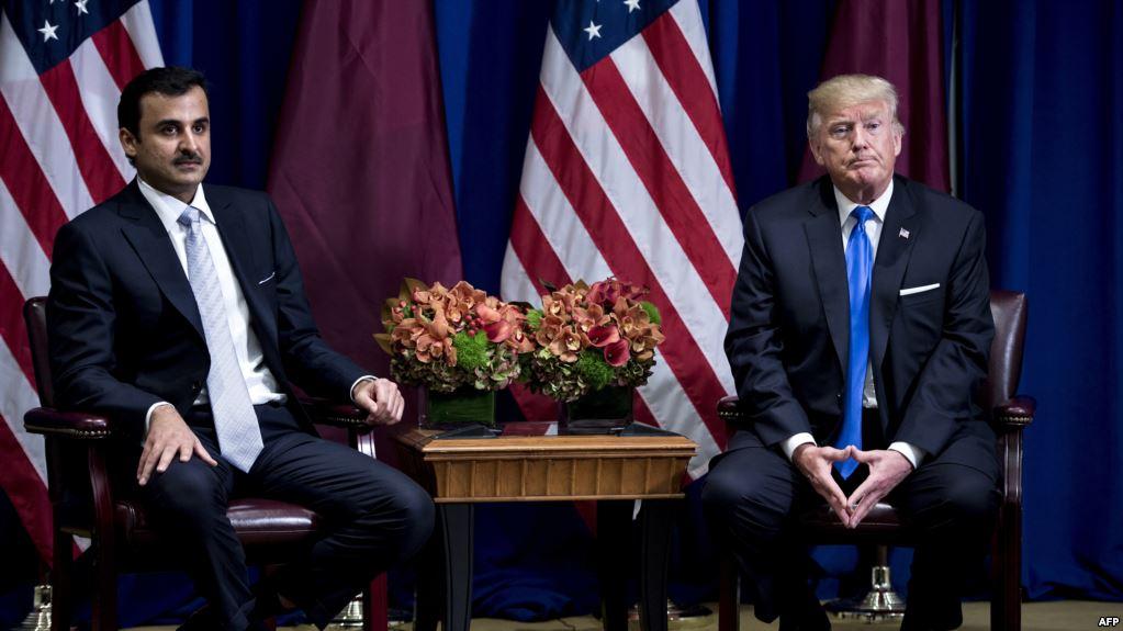 تميم راهن كثيرا على الإدارة الأمريكية.. ولكن ربما يخسر رهانه بسبب أردوغان