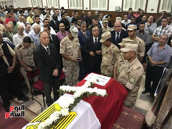 صور جنازة الشهيد فادى مدحت  (9)
