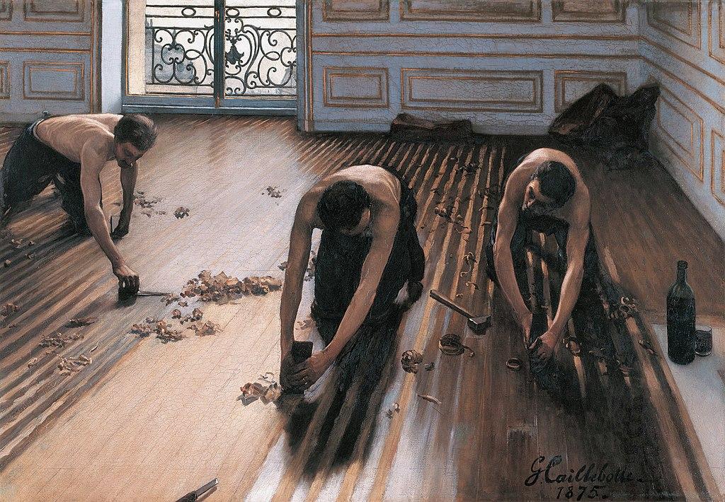 dc7d9614b أخر كلام   10 لوحات للفنان الفرنسى جوستاف كاييبوت فى يوم ميلاده