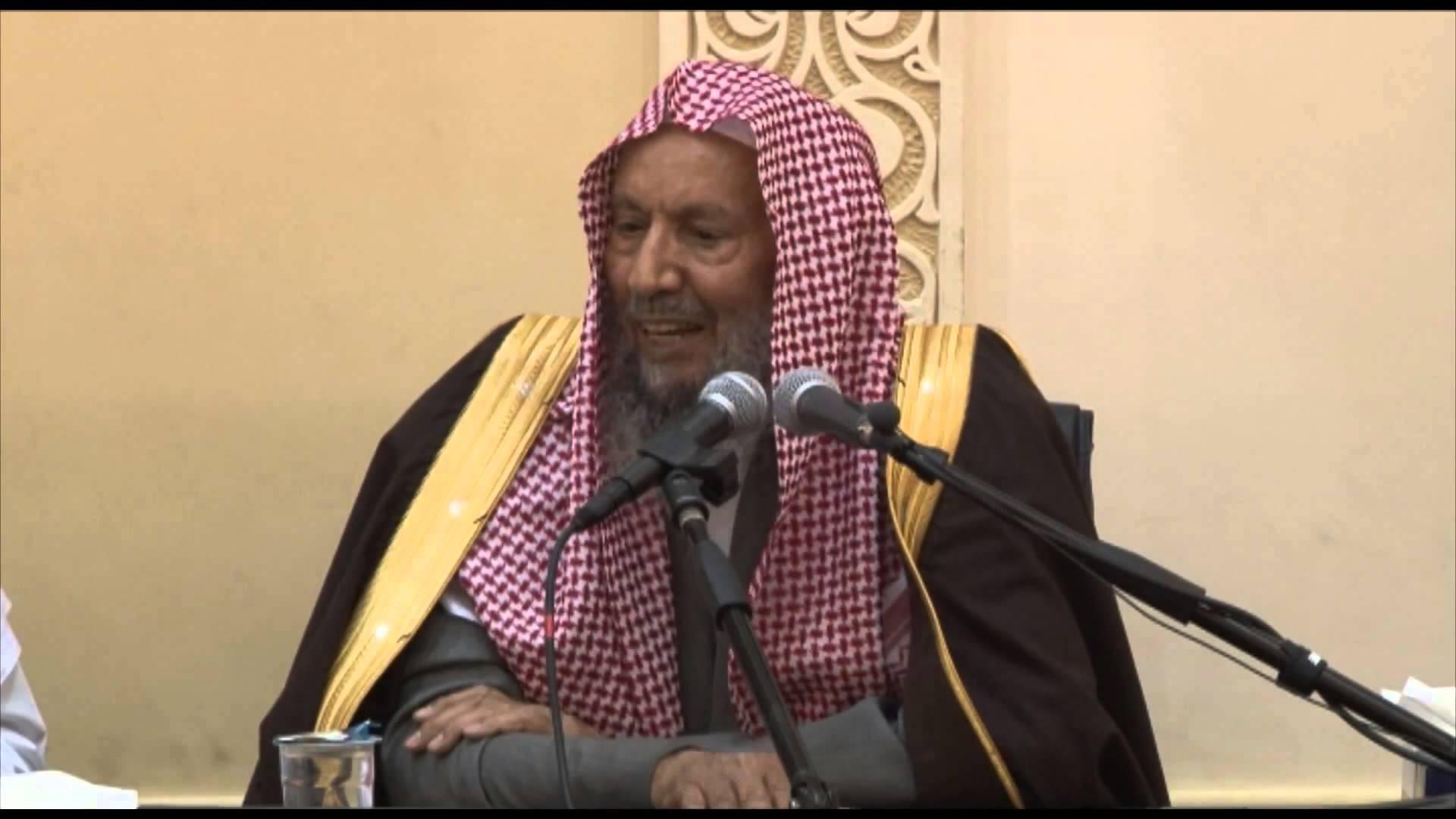 الشيخ صالح بن محمد الحيدان
