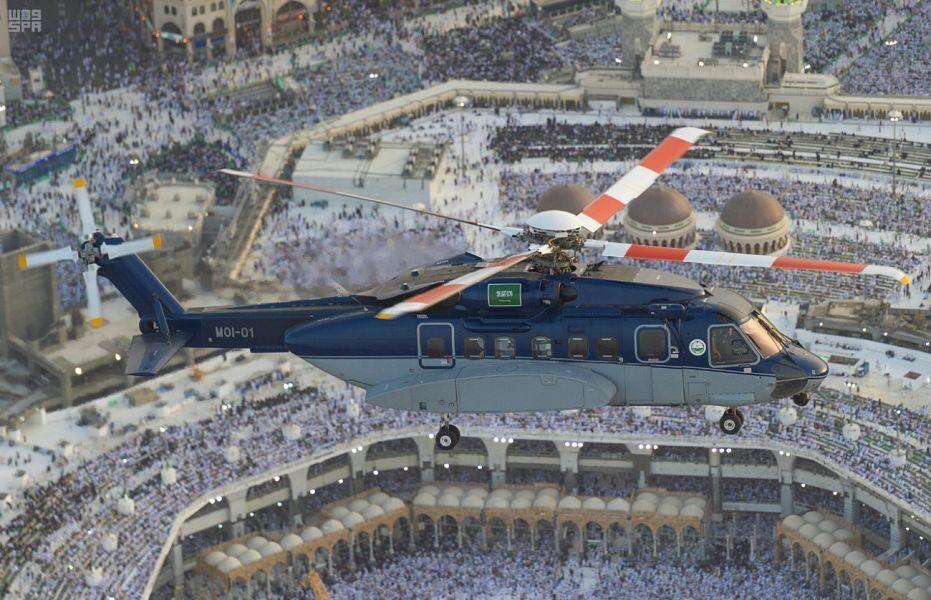 مراقبة تفويج الحجاج فى مكة المكرمة