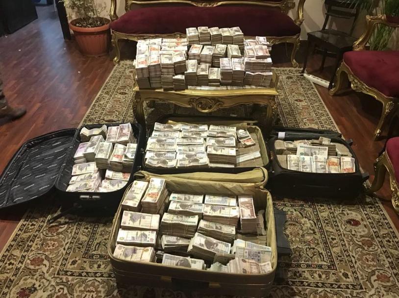 الأموال المسروقة